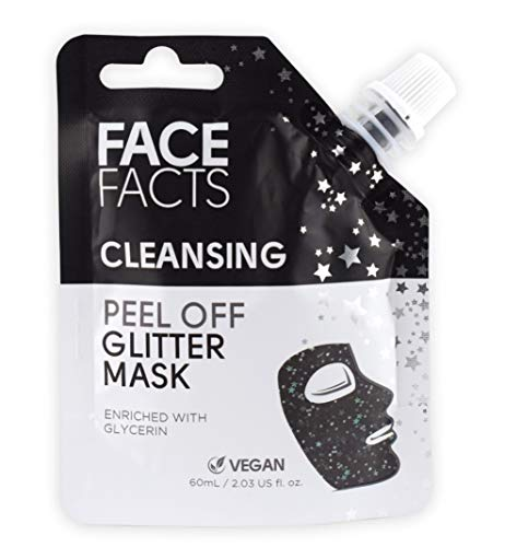 Vegan Face Mask - 60ml - Face Facts (Cleansing)