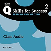 Q: Skills for Success: Level 2: Reading & Writing Class Audio CD (x2)
