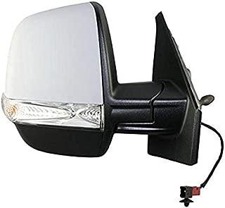 grandangolo destro asferico A1708100421 riscaldabile convesso Specchietto retrovisore esterno in vetro di ricambio compatibile con classe A W168 1998-2004