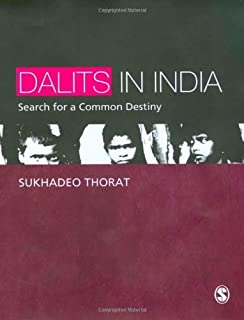 Dalits in India by Sukhadeo Thorat (2009-01-06)