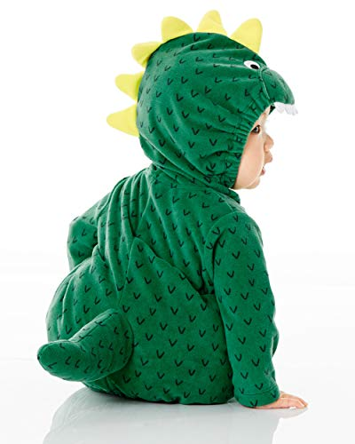 Carter's Baby Halloween Costumes, Green Dragon, 3-6 Months