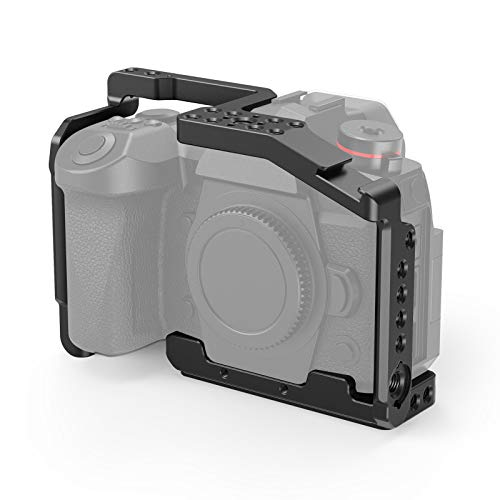 (Nueva Versión)SMALLRIG Cage Jaula para Panasonic Lumix G9 - 2125