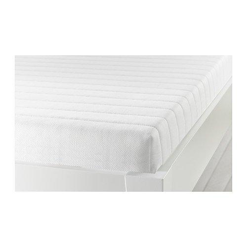 IKEA MEISTERVIK Foam Mattress (Twin Size), Firm, White 1228.51726.3022