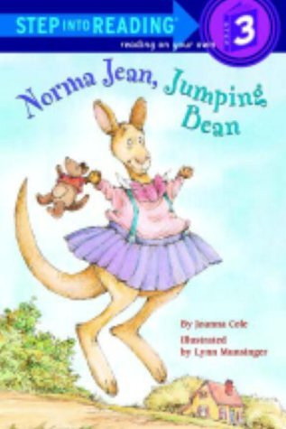 By Joanna Cole: Norma Jean, Jumping Bean (Step-Into-Reading, Step 3)