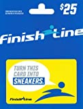 Finish Line Gift Card $25