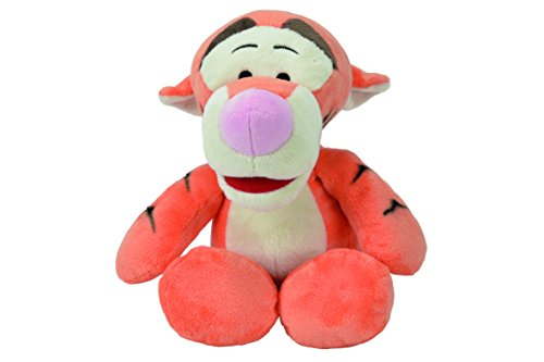 Disney - Winnie l'ourson - Peluche Tigrou Flopsies 35 cm