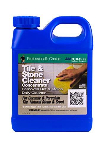 Miracle Sealants TSC6QT Tile & Stone, Quart Cleaners
