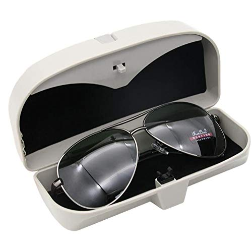 Cestbon Soporte para Gafas para Coche Caja para Gafas, Soporte para Gafas...