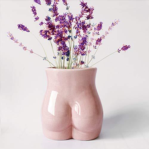 Vaso Per Il Corpo Umano, Vaso Minimalista In Ceramica Vaso Decorativo Per Fiori Contenitore Floreale Per Tavolo Da Salotto Di Casa Ufficio, Regalo Per La Festa Di Inaugurazione Della Casa Di Nozze
