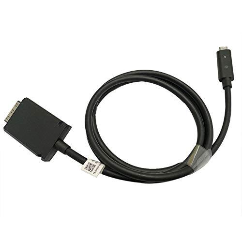 Gintai DP USB-C kabel vervanging voor Dell Dock WD15 4K K17A001 NWXM0 2WMD2 HFXN4 PM41V WC5JJ 115CM