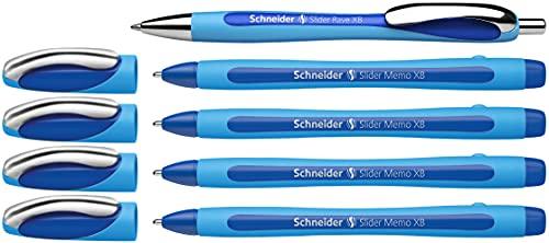 Schneider Slider Memo XB und Slider Rave...