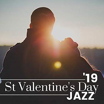 19 St Valentine's Day Jazz - Romantic Smooth Jazz and Instrumental Piano Music