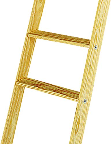 Louisville Ladder 30 by 60-Inch Big Boy Attic Ladder, 8-10-Foot Ceiling Height, 350-Pound Capacity, L305P