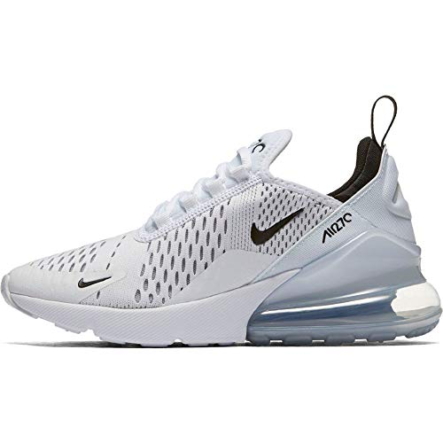 Nike Air Max 270 (GS), Scarpe Running Uomo, Multicolore (Light Bone/White-Bla 002), 39 EU