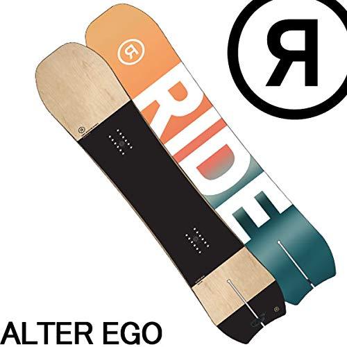 17-18 RIDE/ライド ALTER EGO メンズ 板 スノーボード 2018 155