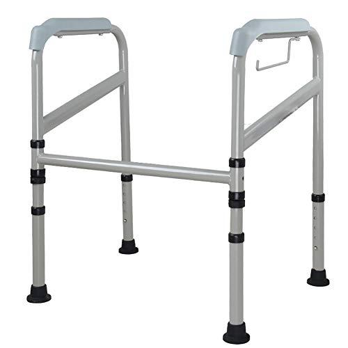 STSERI Toilettengriffe, Toilettenschutzgitter für ältere Menschen und Behinderte, Badezimmerschutz und Handlauf and für ältere Menschen, Senioren, Behinderte und Behinderte