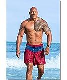 Dwayne Johnson The Rock Muscle Filmschauspieler Star Heiße