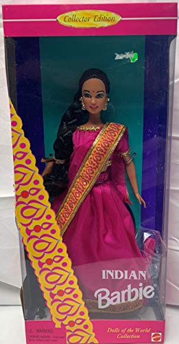 Barbie As an Indian, Dolls of the World Collection