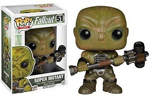 Funko 5852 POP Games: Fallout - Super Mutant