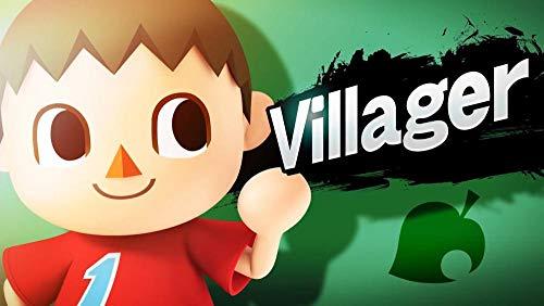 YUBYUB Rompecabezas de Madera Puzzle 1000 Piezas Puzzle Juego Educativo Divertido de descompresión Intelectual para niños Adultos Regalo Juguete Super Smash Bros para Nintendo/75 * 50 CM
