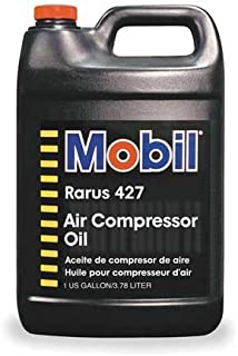 Mobil 100870 Rarus 427 Compressor Oil- Pack of 1 …