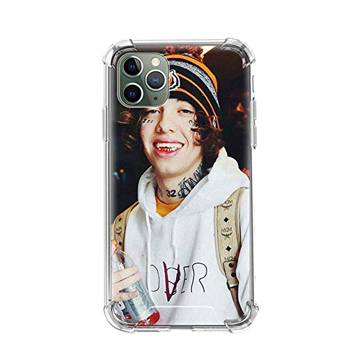 Tznzxm Ll XA Singers Funda iPhone Airbag Anti-Fall Clear Soft Phone Cover Color_08 For Funda iPhone 6/Funda iPhone 6S Cases