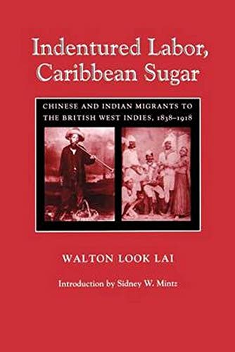 Compare Textbook Prices for Indentured Labor, Caribbean Sugar: Chinese and Indian Migrants to the British West Indies, 1838-1918 Johns Hopkins Studies in Atlantic History and Culture  ISBN 9780801877469 by Look Lai, Prof Walton Look