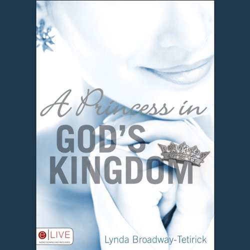 A Princess in God's Kingdom audiobook cover art