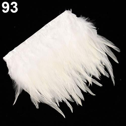 Flecos de plumas de ganso
