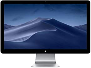 Apple MC914LL/B 27-inch Thunderbolt Display (Renewed)