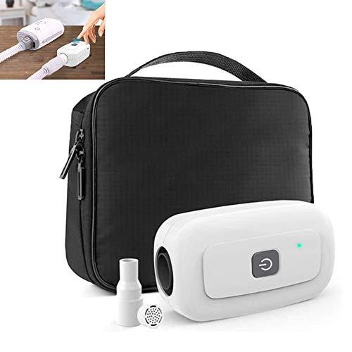 XW Esterilizador Casa Respirador, Ventilador CPAP Cleaner, Equipos De Desinfección con Ozono Portátil, Apto para Todo Tipo De Respirador