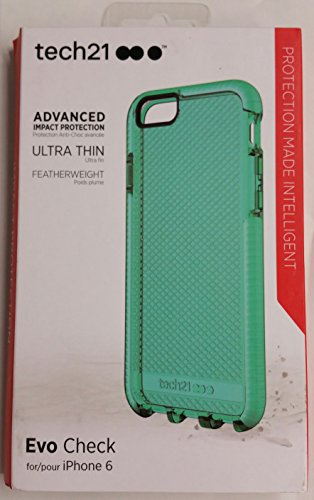 Tech21 Evo Check iPhone 6/ 6S - Aqua
