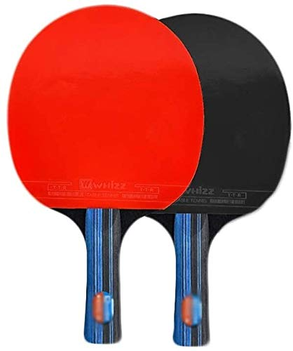 Why Choose Professional Ping Pong Paddle Racket Table Tennis Racket Sports Ping Pong Paddle Set Ergo...