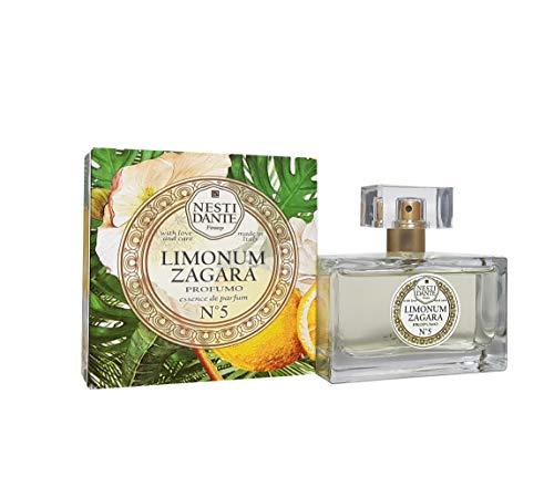 Nesti Dante Eau de Parfum Profumo Love & Care Limonum Zagara, 100 ml