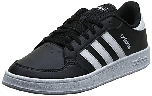 adidas Breaknet, Zapatillas Hombre, Core Black/Cloud White/Cloud White, 42 2/3 EU