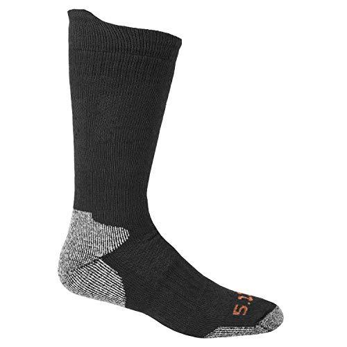 5.11 Tactical Herren Socken, Schwarz, S/M