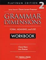 Grammar Dimensions 2 Workbook