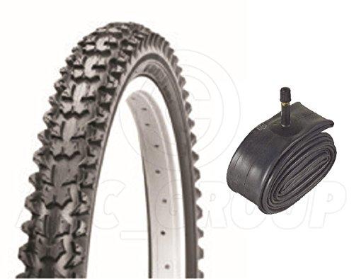 Fahrrad Reifen Bike Tire–Mountain Bike–14x 2.125–mit Schrader Schlauch