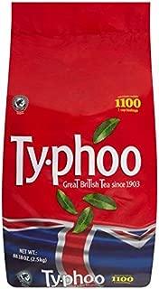 Typhoo Teabags - 1100 per pack (5.73lbs)