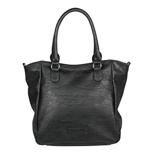 Fritzi aus Preussen Tasche - Veleska Black - Patchwork