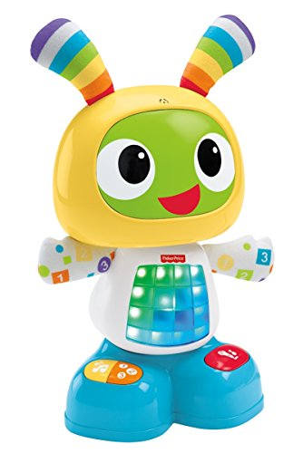 Mattel CGV45 Fisher-Price - Beat Bo Robot musicale che balla [Germania]
