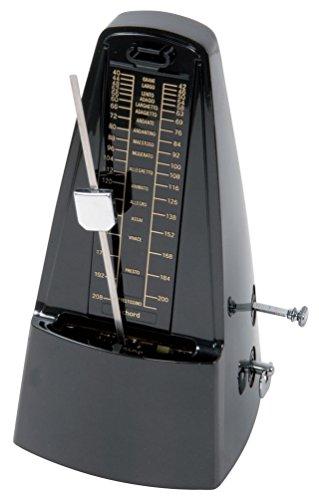 akkoord MM1-B Mechanische metronoom, Zwart