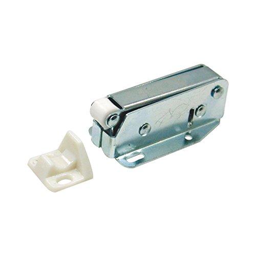 SECOTEC Feder-Schnappverschluss Quick | Druck-Schnäpper | Federschnapper | 2 Stück