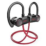 Bluetooth Kopfhrer, HSPRO IPX7 wasserdicht kabellos Kopfhrer, Sport Wireless Ohrhrer, CVC6.0 Noise...