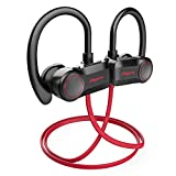 Bluetooth Kopfhörer, HSPRO IPX7 wasserdicht kabellos Kopfhörer, Sport Wireless Ohrhörer, CVC6.0...