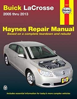 Best 2008 buick lacrosse repair manual Reviews