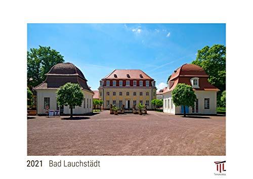 Bad Lauchstädt 2021 - White Edition - Timokrates Kalender, Wandkalender, Bildkalender - DIN A3 (42 x 30 cm)