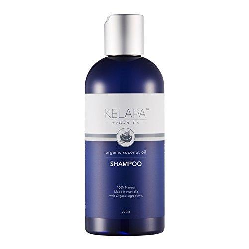 Kelapa Organics shampoo - kokosolie - natuurlijke cosmetica - organisch - zonder dierproeven - zonder chemische toevoegingen