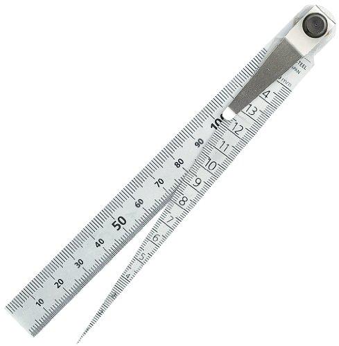 新潟精機 SK テーパーゲージ #700S 1-15mm 直尺付