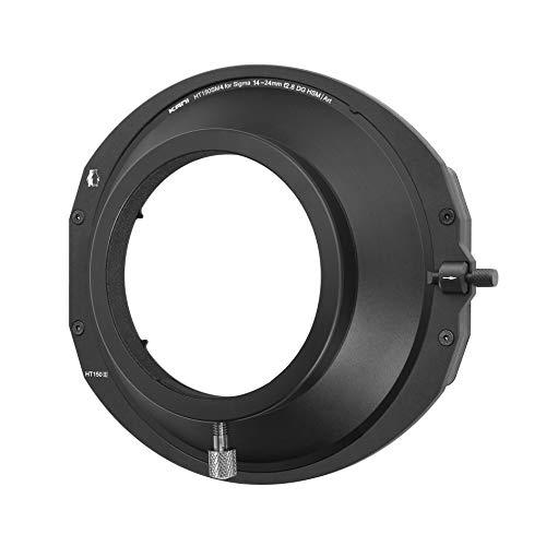 【KANI】フィルターホルダー SIGMA 14-24mm F2.8 DG HSM 専用 角型フィルター用 (150mm幅)